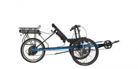 Electric Bike Technologies Eco Tad Trike Electric Bike Review