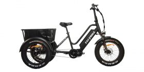 Electric Bike Technologies Fat Mid Drive Trike Electric Bike Review