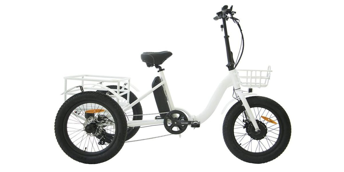 Eunorau New Trike Electric Bike Review