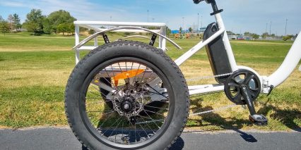 Eunorau New Trike Fat Tires Disc Brakes