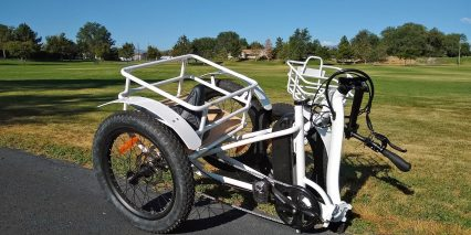 Eunorau New Trike Folded