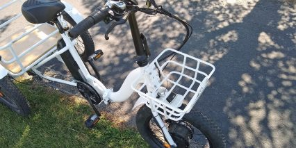Eunorau New Trike Front Basket