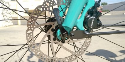 Giant Lafree E Plus 2 Tektro Hydraulic Disc Brakes 180 Mm Rotors