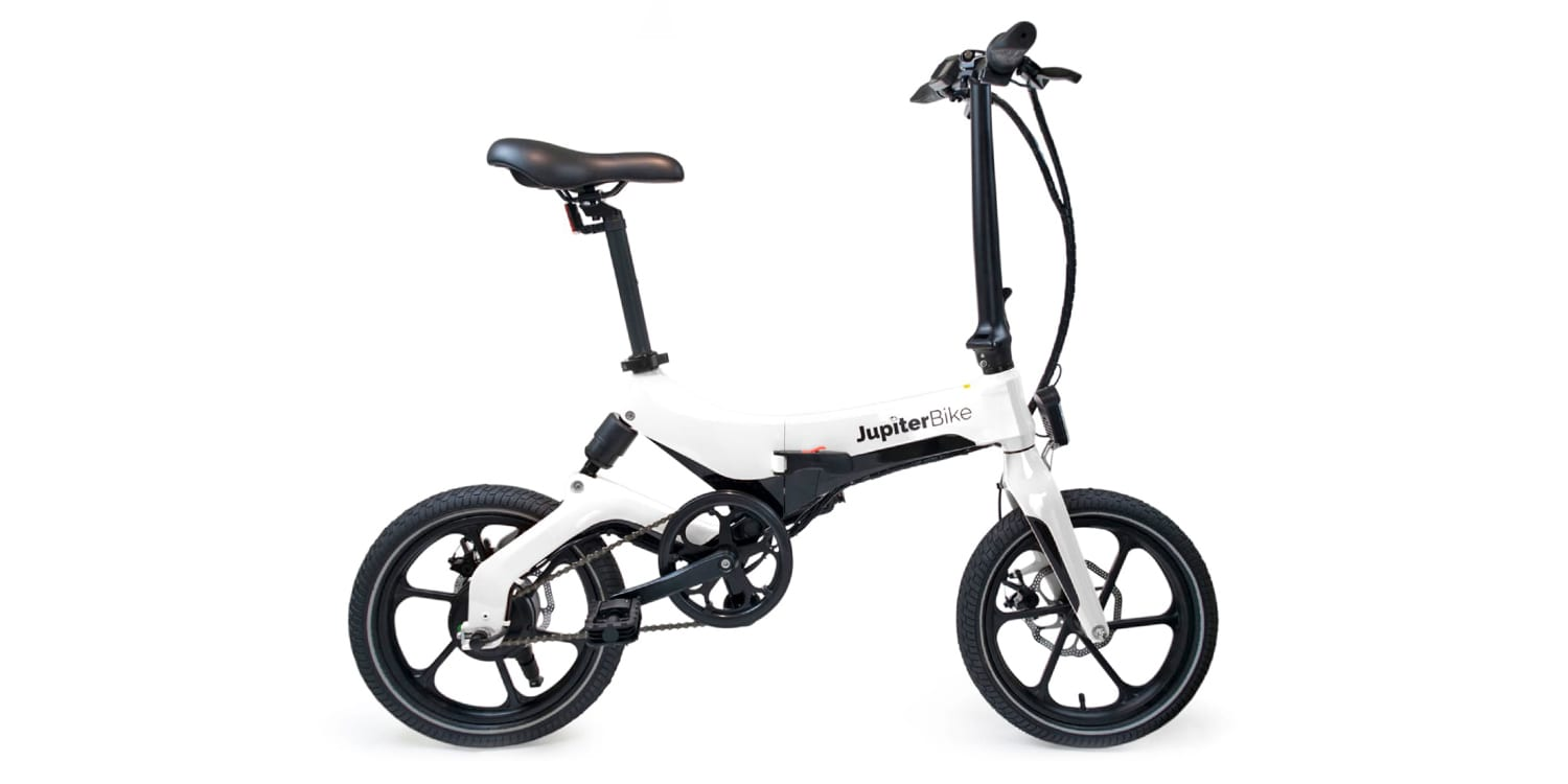 JupiterBike Discovery Review