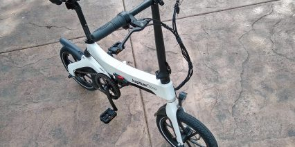 Jupiterbike Discovery Front Angle View