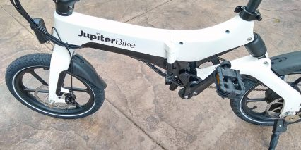 Jupiterbike Discovery Main Folding Tube