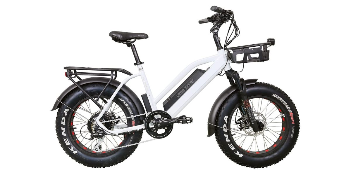M2s All Terrain Scout Electric Bike Review