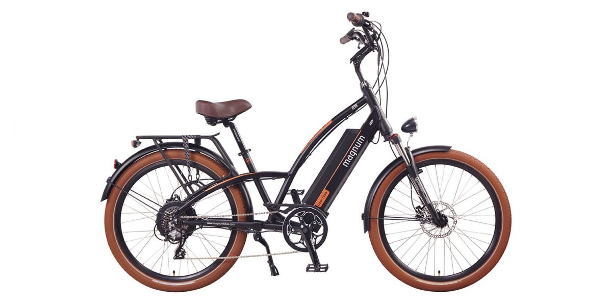 Magnum Low Rider Electric Bike Review