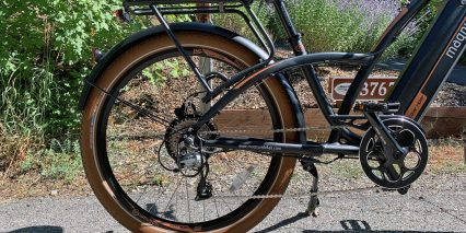 Magnum Low Rider Shimano Altus 8 Speed System