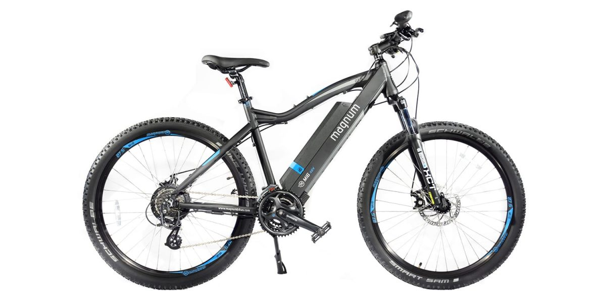 Magnum Mi6 Electric Bike Review