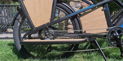 Magnum Payload Lower Decks Shimano Acera Drivetrain