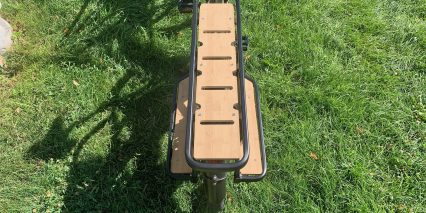 Magnum Payload Rear Rack Deck