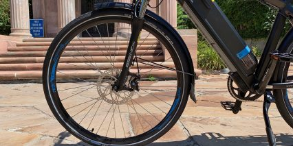Magnum Ui6 Plus 700c Tires 180mm Disc Brake