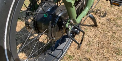 Rad Power Bikes Radrunner Eu Version 750 Watt Bafang Geared Hub Motor
