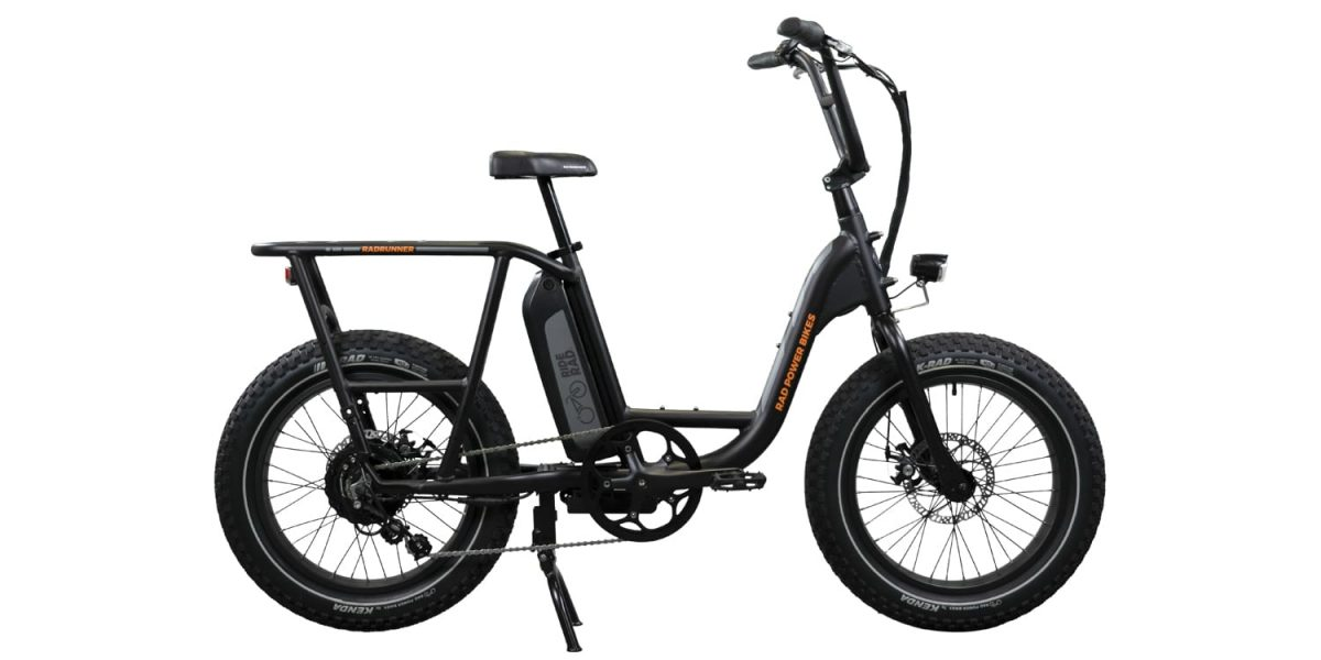 Rad Power Bikes Radrunner Eu Version Electric Bike Review