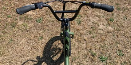Rad Power Bikes Radrunner Eu Version Riser Handlebar