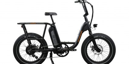 Rad Power Bikes Radrunner Stock Satin Black
