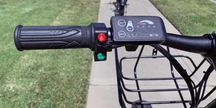 Revolve 60 Plus Miles Display Controls