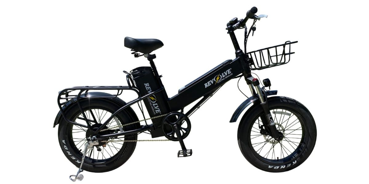 Revolve 60 Plus Miles Electric Bike Review