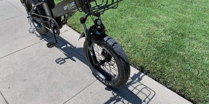Revolve 60 Plus Miles Fenders Basket