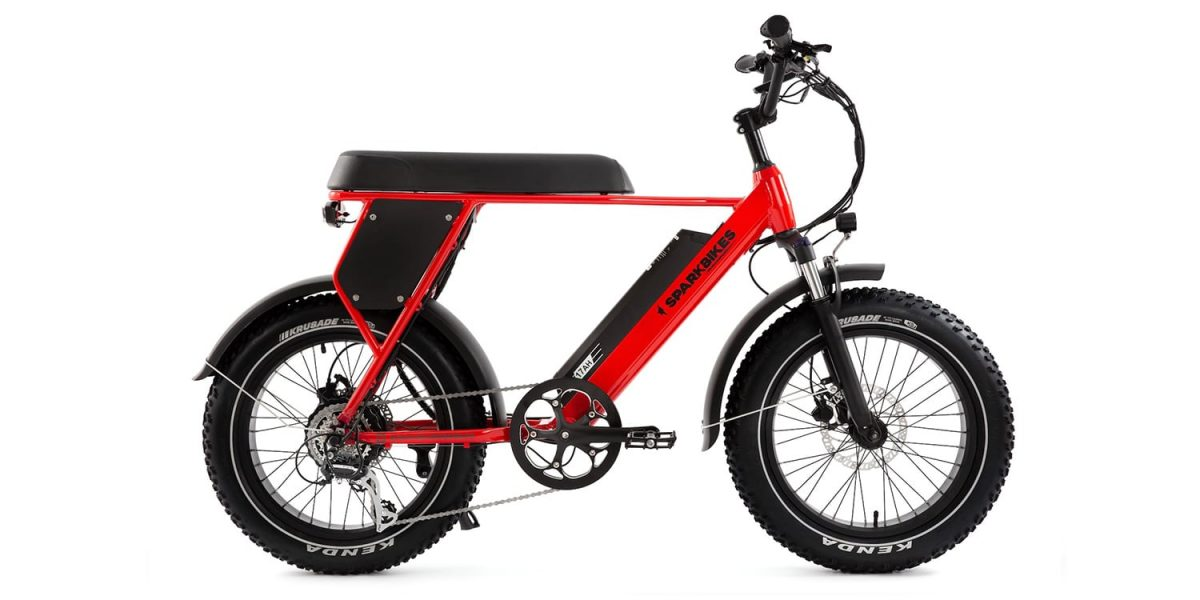 Spark Bikes Blade Electric Bike Review