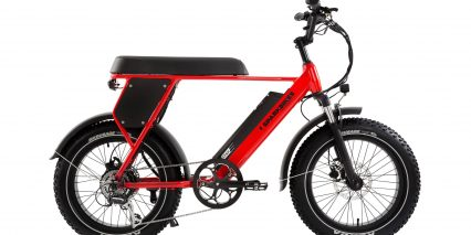 Spark Bikes Blade Stock Mini Red