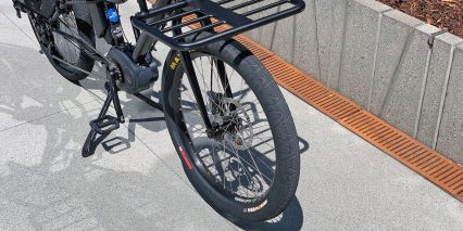 Xtracycle Rfa Optional Front Platform Rack