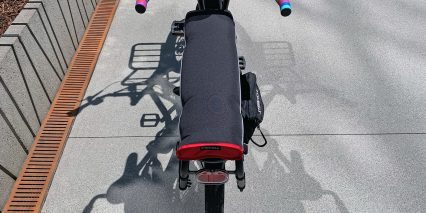 Xtracycle Rfa Seat Pad Battery Integrated Rear Light