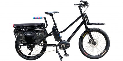 Xtracycle Rfa Stock Cargo Black