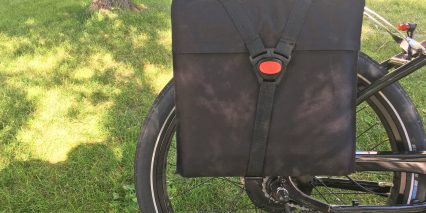 Electric Bike Company Ebc Solar Panel Rear Rack Mounted