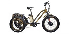 Electric Bike Technologies Fat Tire Trike Electric Bike Review