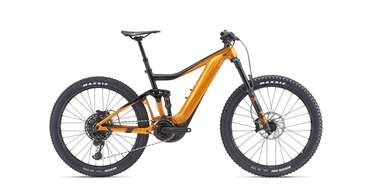 Giant Trance E Plus One Pro Electric Bike Review