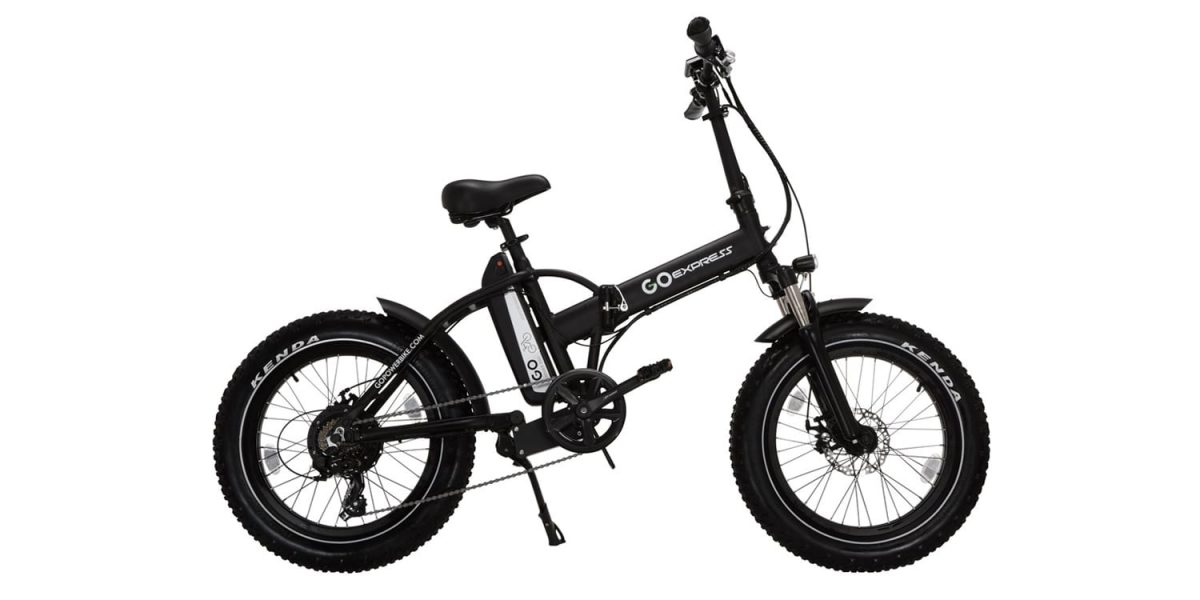 Go Power Go Express Electric Bike Review