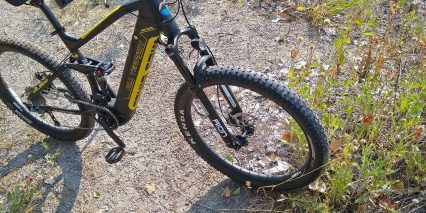 M2s All Terrain M600 Fs Front Suspension Fork
