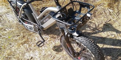 M2s All Terrain Scout Front Suspension Fork
