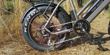 M2s All Terrain Scout Shimano Acera System