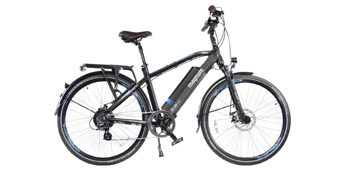 Magnum Ui6 Plus Electric Bike Review