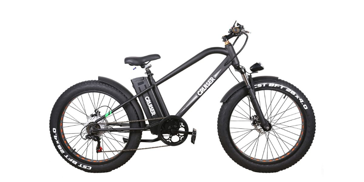 Nakto Super Cruiser Electric Bike Review
