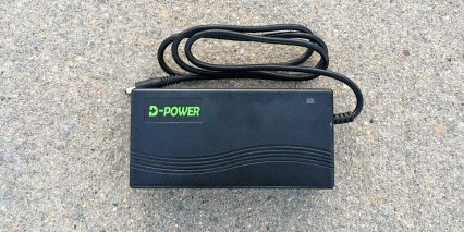 Rattan Fat Bear D Power 2 Amp Charger