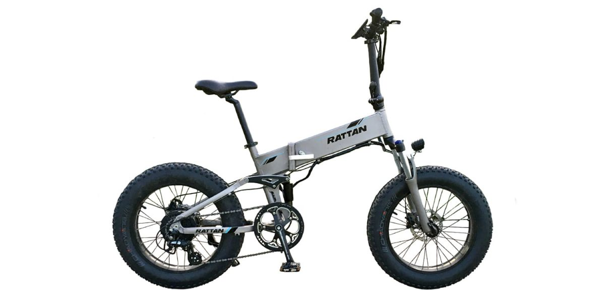 Rattan Fat Bear Electric Bike Review