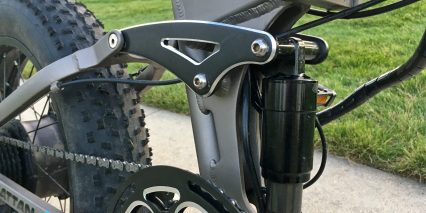 Rattan Fat Bear Rear Frame Shock 30mm Travel