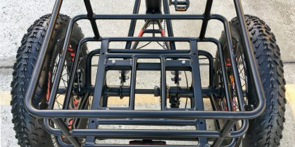 Addmotor Motan M 330 P7 Rear Rack 100lb Capacity