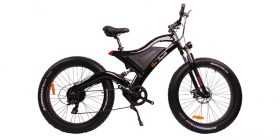 Bpm Imports F 35 X Electric Bike Review