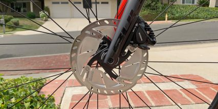 Bulls Alpine Hawk Evo 160mm Freeza Rotors Hydraulic Disc Brakes