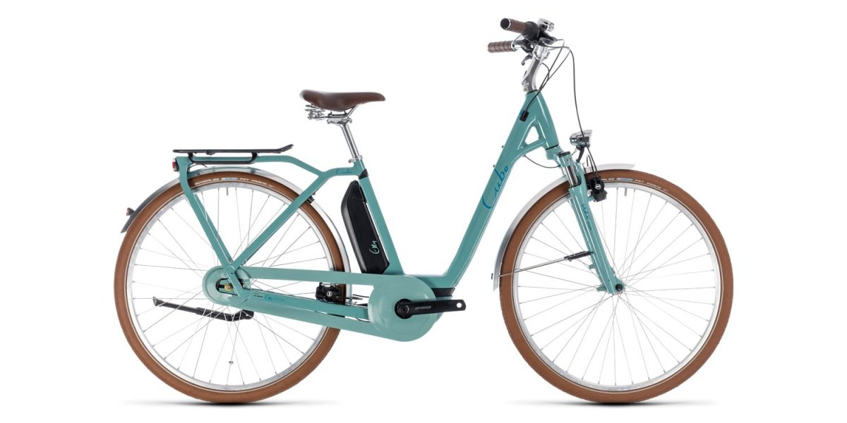 Cube Elly Cruise Hybrid 400 Electric Bike Review