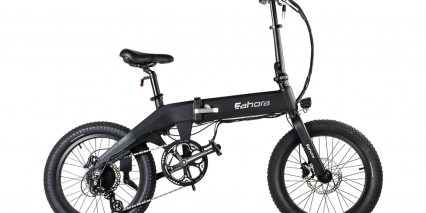 Eahora Snow X6 Stock Folding Black