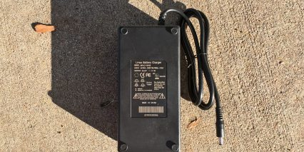 Espin Sport 1.2lb 2amp Charger
