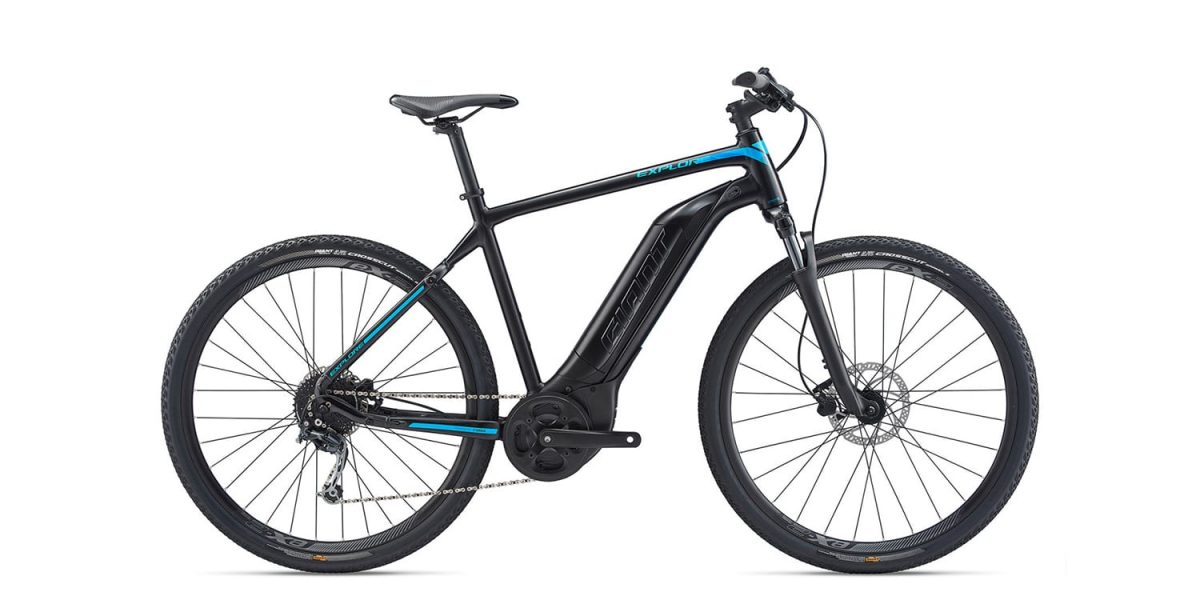 Giant Explore E Plus 4 Gts Electric Bike Review