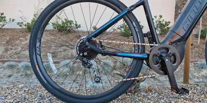 Giant Explore E Plus 4 Gts Shimano Deore System