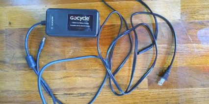 Gocycle Gx 2amp Charger
